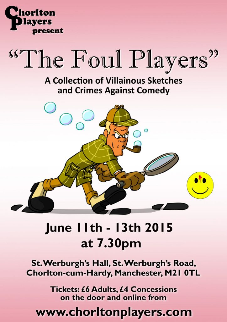 The Foul Players poster