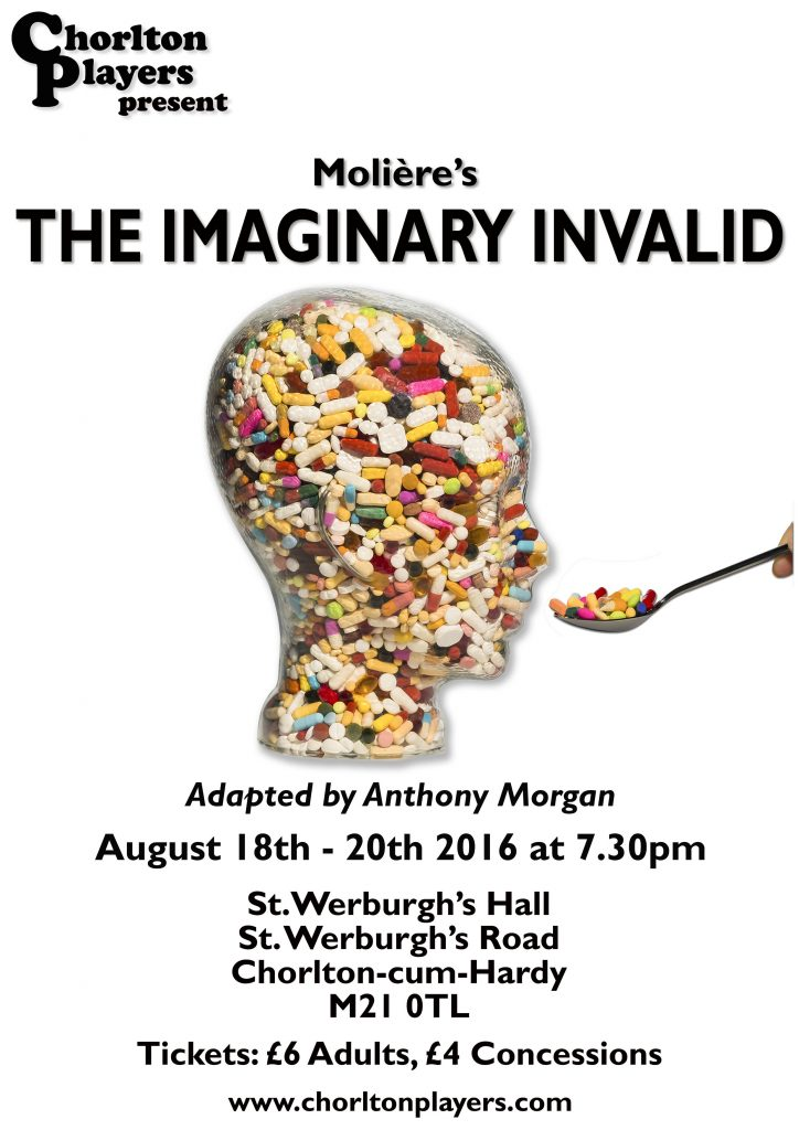 The Imaginary Invalid poster